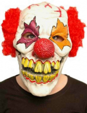 Menacing Clown